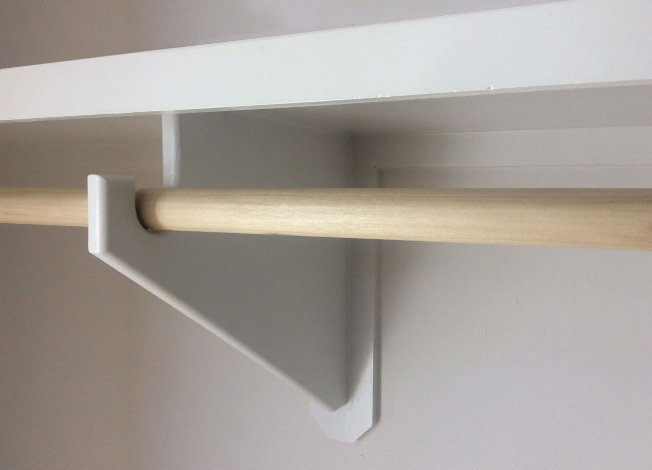 Superbe Mark By Design Shelf Brackets
